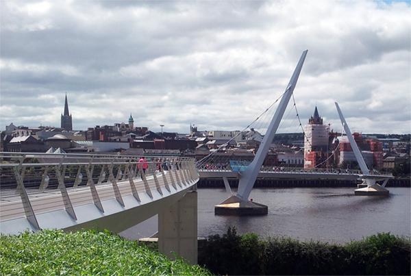 Foyle Peace Bridge
